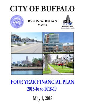City Buffalo Four Year Plan Cover