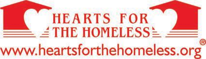 Hearts for the Homeless Website