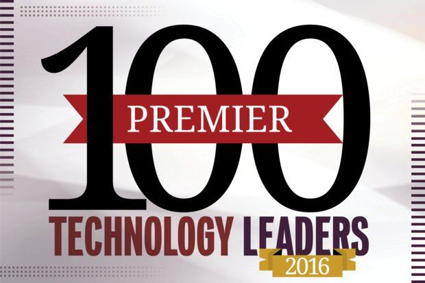 Computerworlds Premier 100 Technology Leaders for 2016