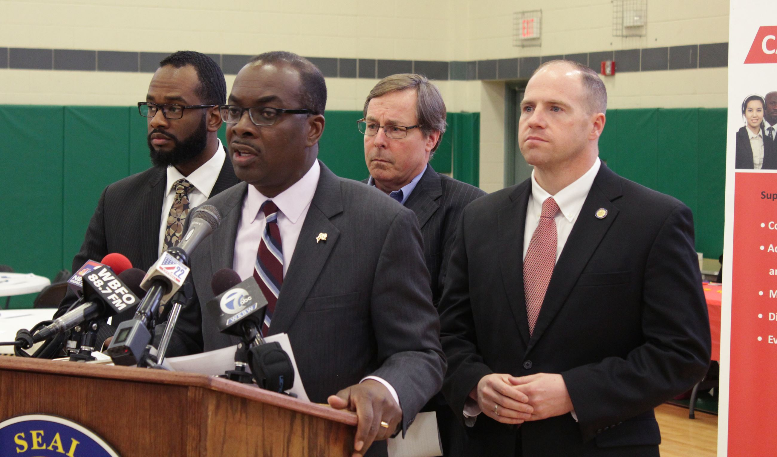 Mayor Brown Announces Key Steps in Northland Corridor Project