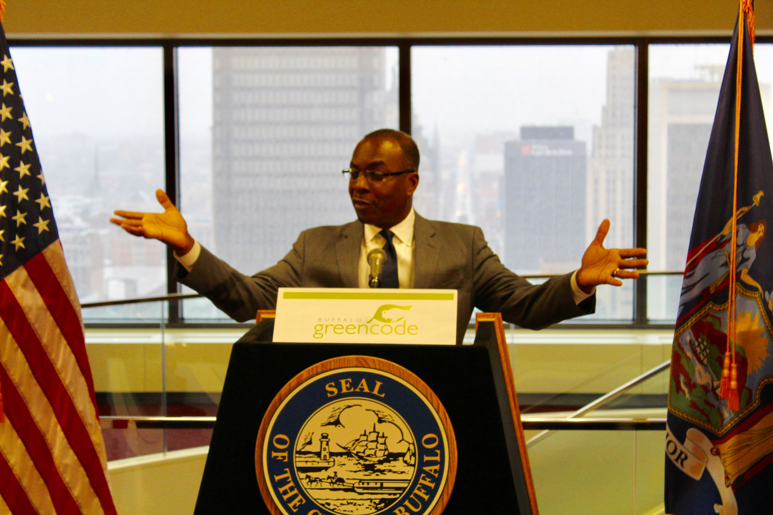 Mayor Brown and Common Council Host Signing Ceremony of City's New Unified Development Ordinance