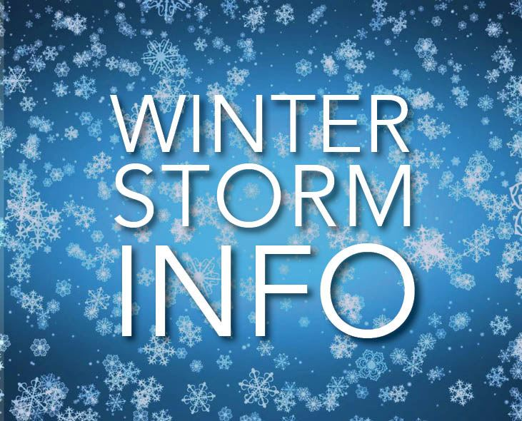 WH Winter Storn Info