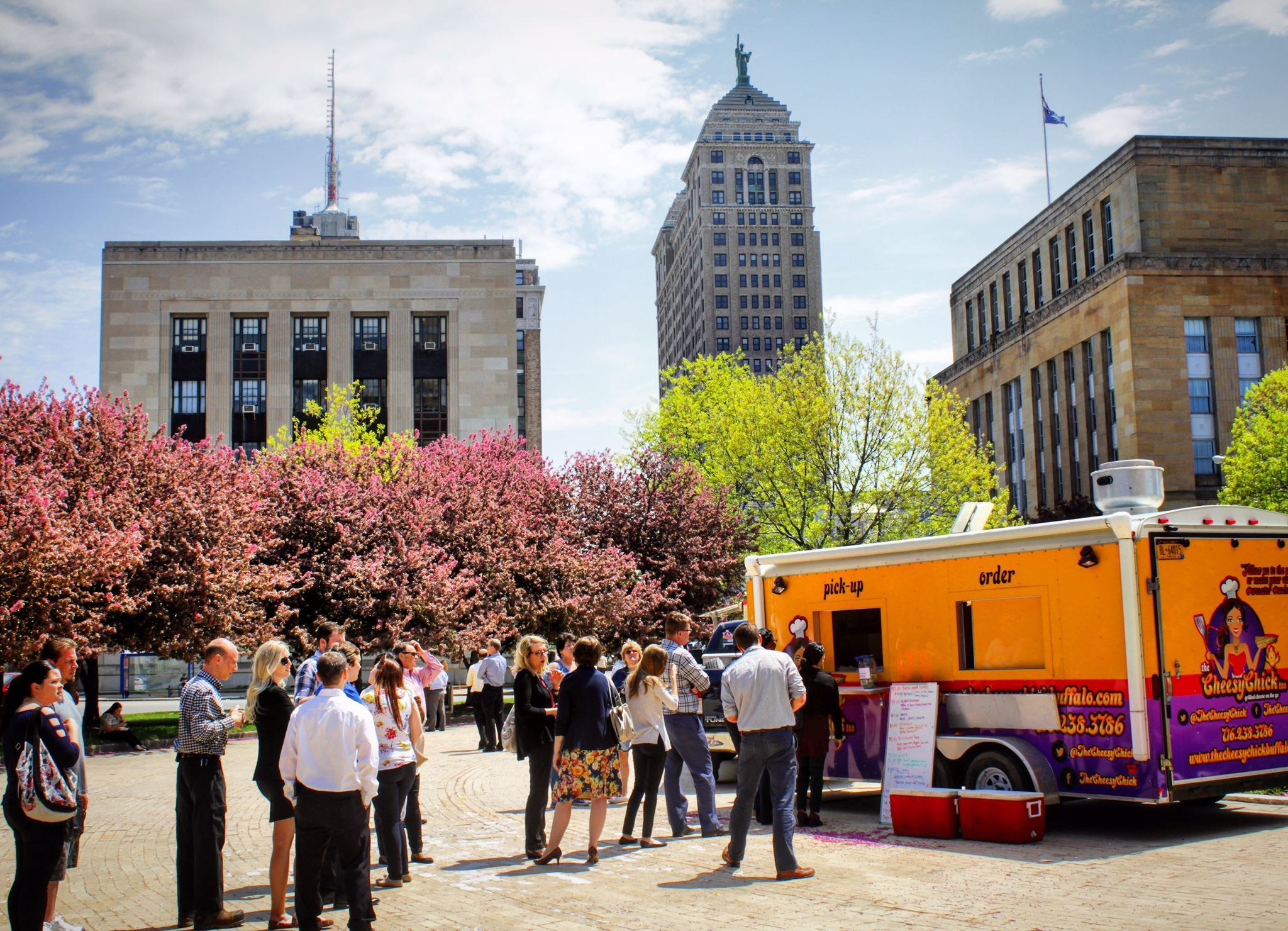 Food Truck Thursday Spring