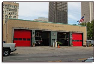 Engine 1 and Ladder 2 Quarters