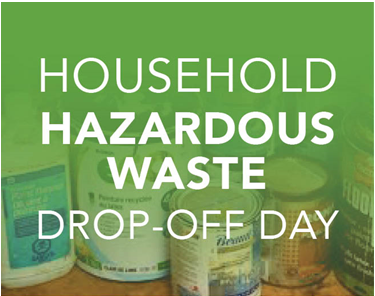 Household Hazardous Waste Drop Off Day