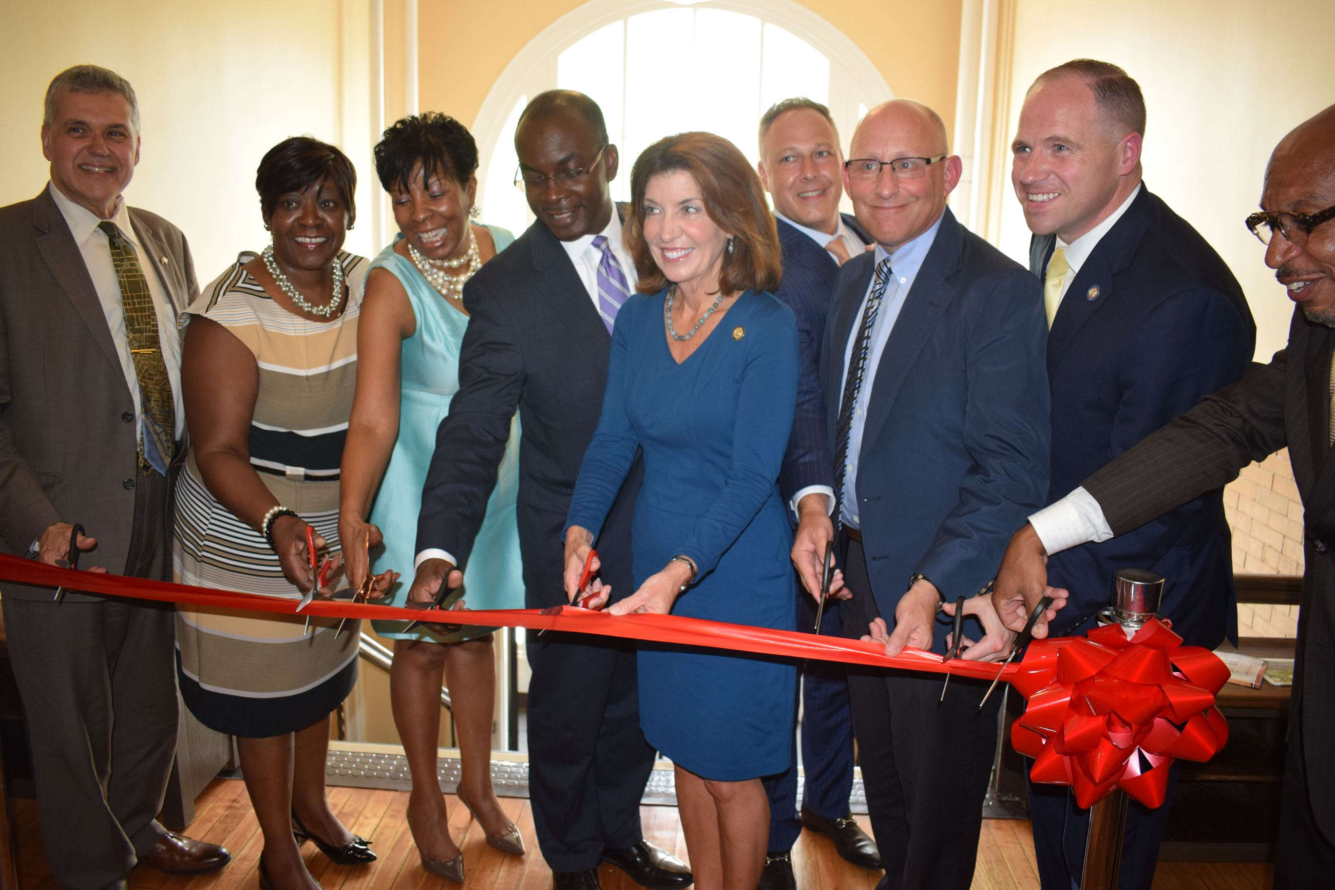 Parkview Apts Opening